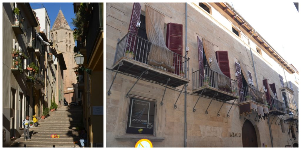 Streets of Palma