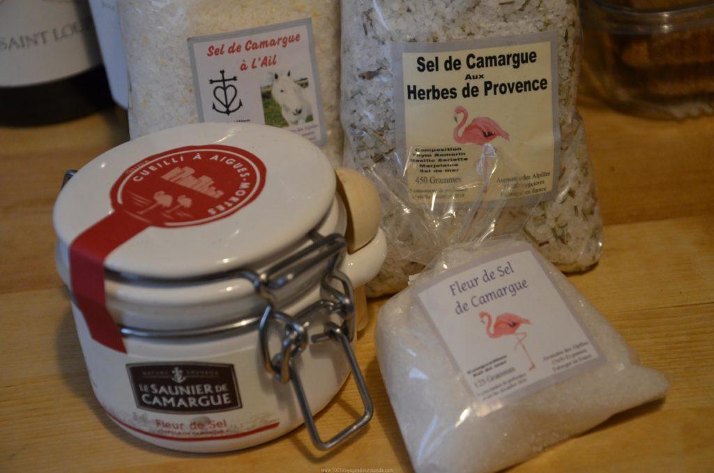 salt from Camargue