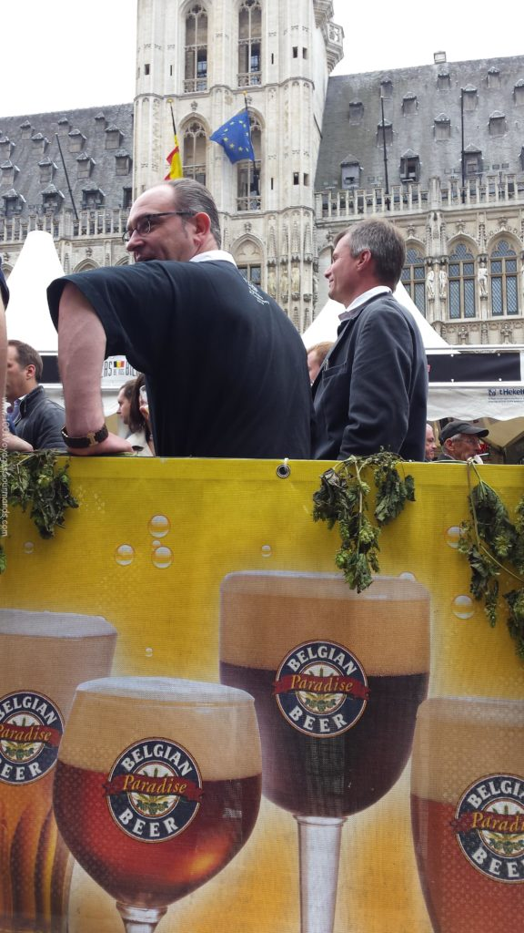 http://www.belgianbrewers.be/en/events/belgian-beer-weekend-171/