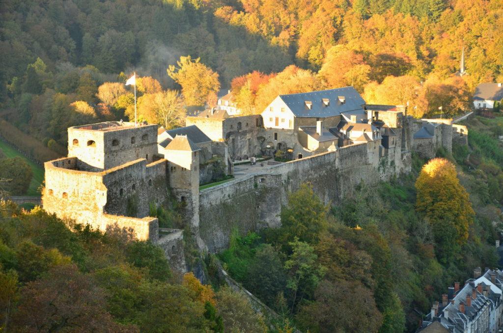 hrad Bouillon