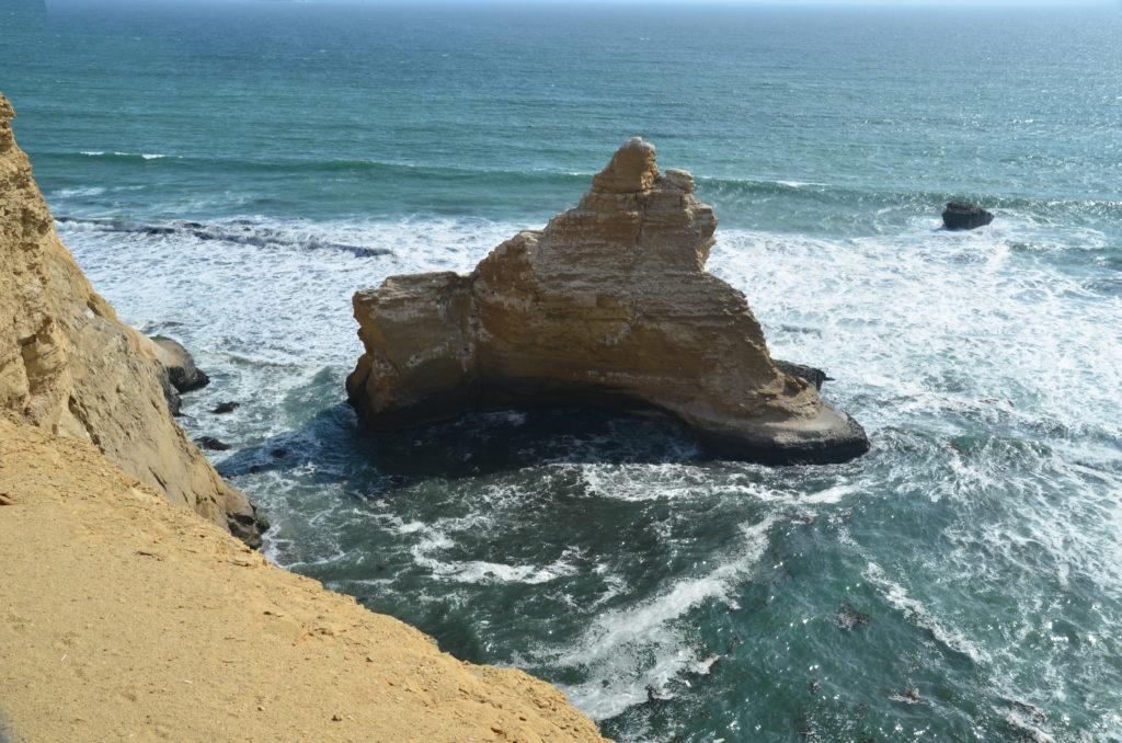 Paracas - Katedrála