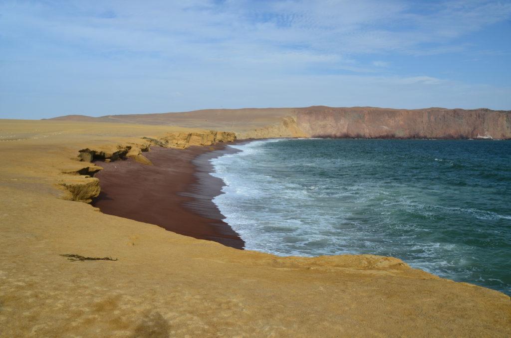 Paracas - Playa Roja
