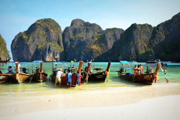 essentials about what you need to know before going to Ko Phi Phi - how to get there, where to stay and what to do.