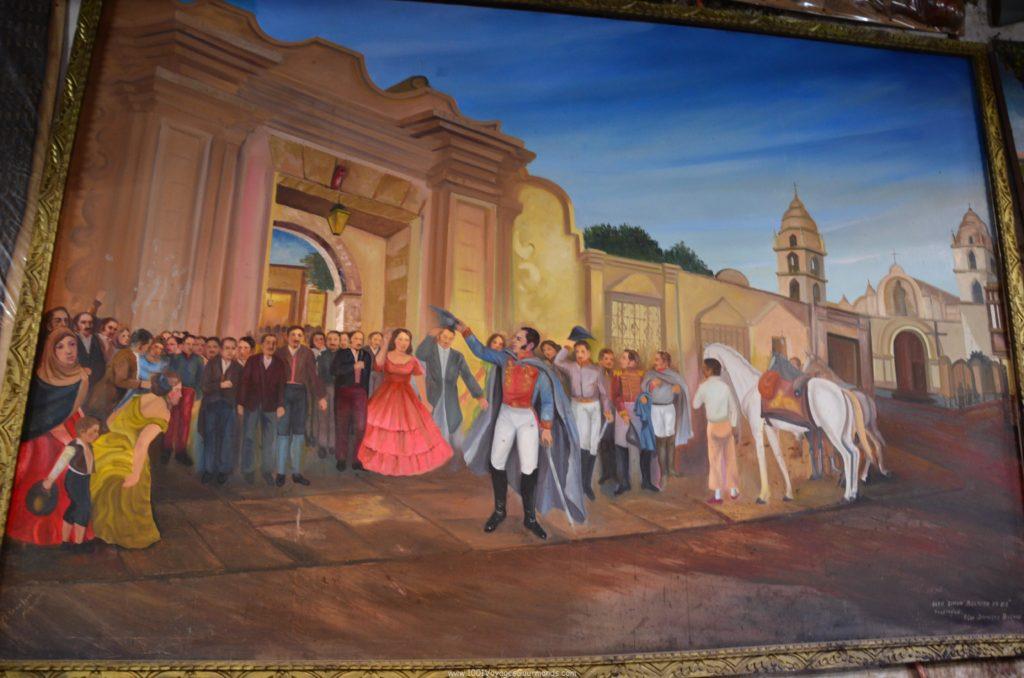 artisanální vinařství Bodega Lazo, Ica, Peru