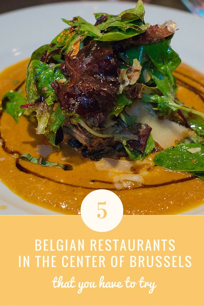 Here is a list of best Belgian restaurants in the center of Brussels where you can try some typical Belgian food and eat well for good value.