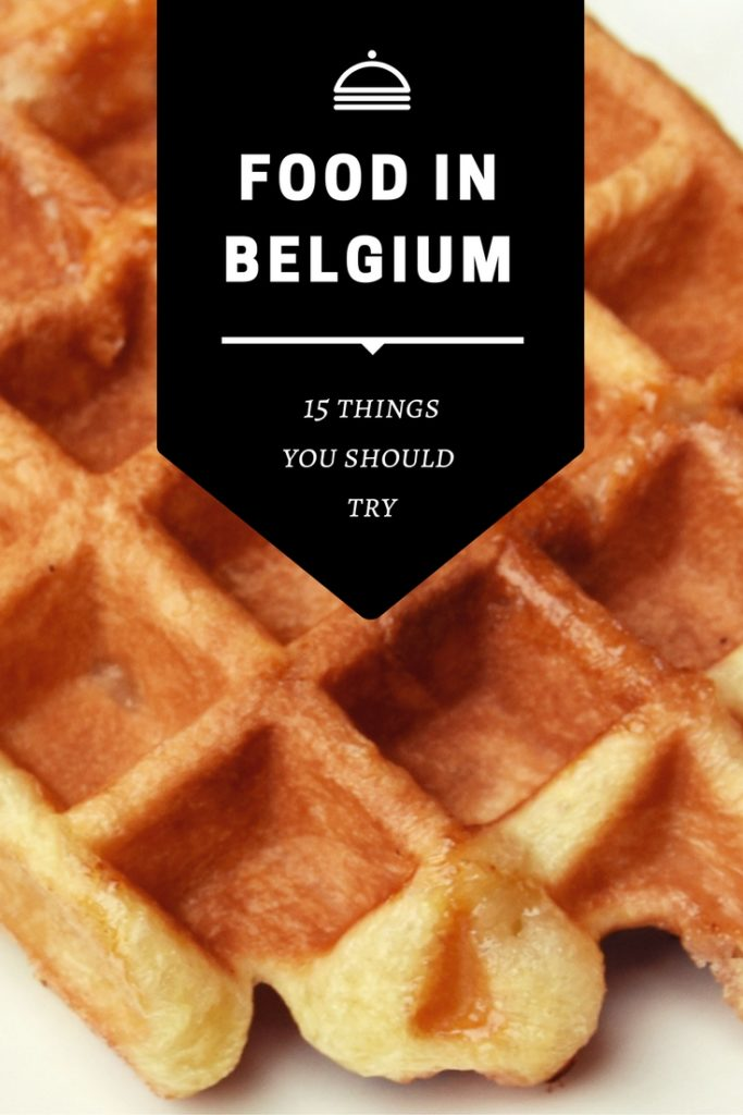 How is Belgian cuisine and what are the local specialties? Here is a list of some typical food in Belgium that you should try when visiting the country.