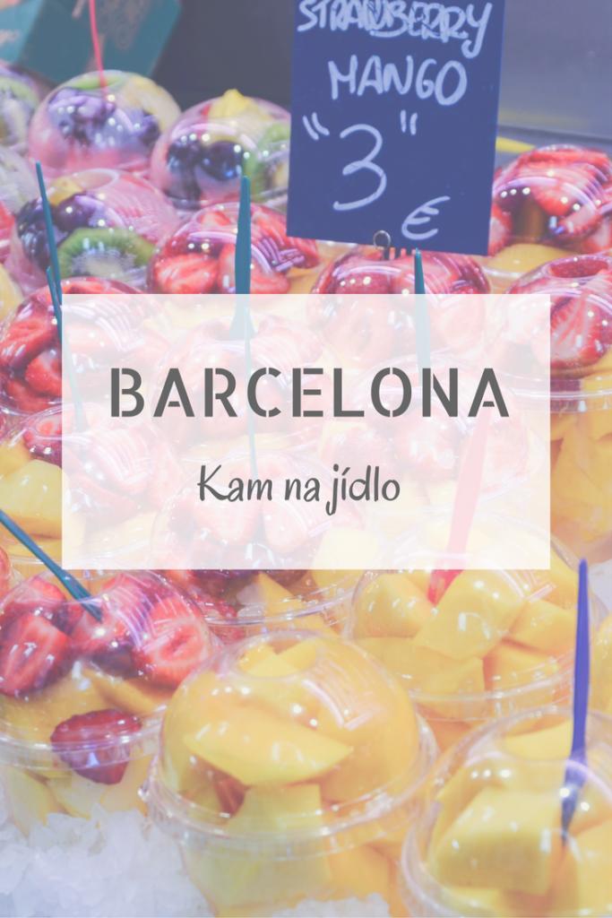 I když ráda objevuji nová místa, často nedám dopustit na své oblíbené podniky. Tady je tedy pár skvělých míst, kam na jídlo v Barceloně.