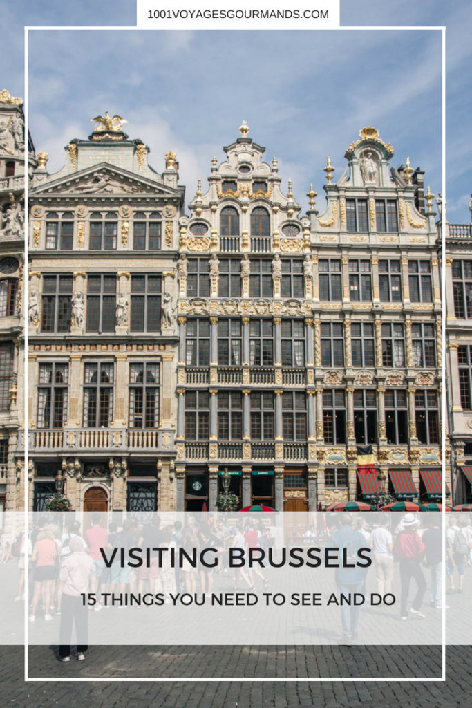 Living in the city since 8 years, I put together my top 15 things to do in Brussels. I hope that you will enjoy your stay in this fabulous city!