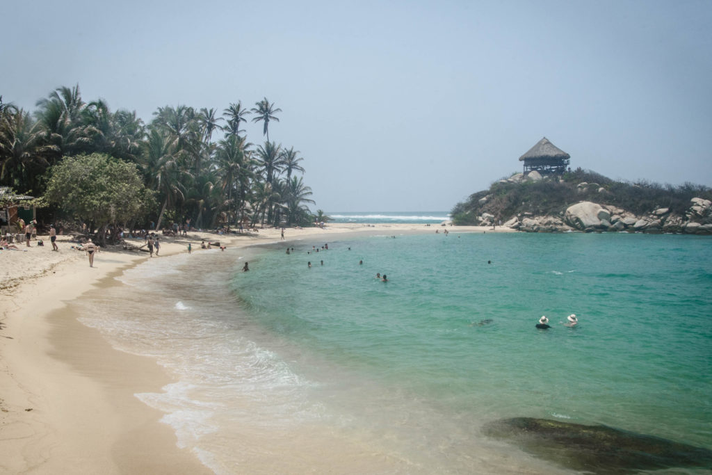 Upon our research and visit last year in April, I put all the useful information together and wrote this Quick Guide to Colombian Paradise in Tayrona Park
