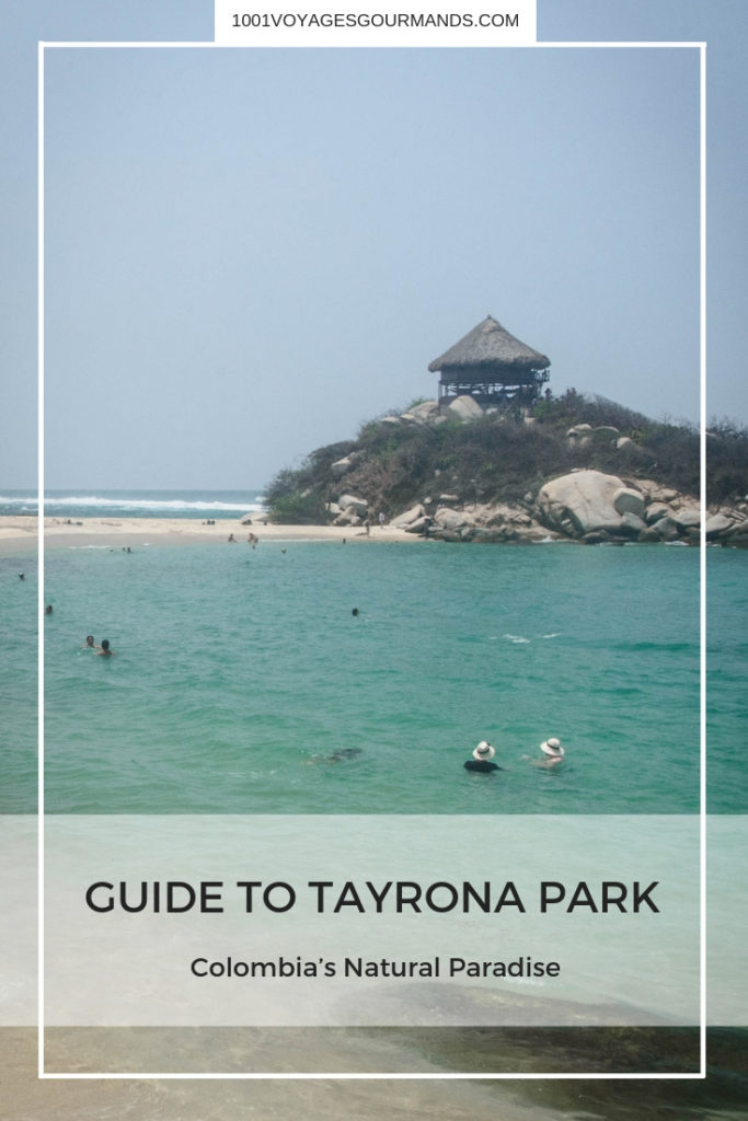 Upon our research and visit last year in April, I put all the useful information together and wrote this Quick Guide to Colombian Paradise in Tayrona Park.
