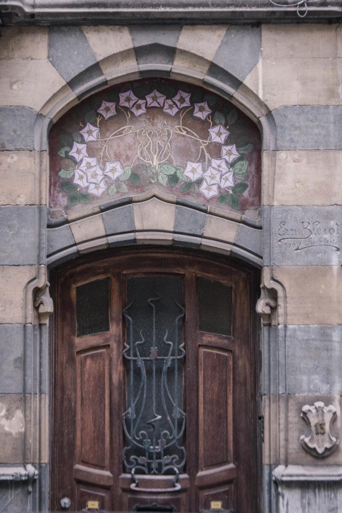 Před tím, než opustíme Brusel, si o víkendech procházíme naše oblíbené kouty města. Jednoho srpnového odpoledne padla řada na krásnou čtvrť Saint-Gilles.